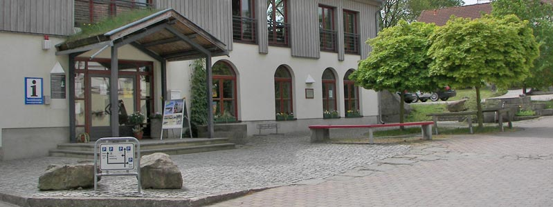 Touristinformation in Gohrisch