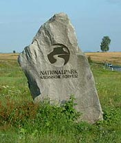 Nationalparkstein